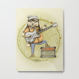 Joyful Noise Metal Print
