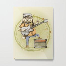 Joyful Noise Metal Print