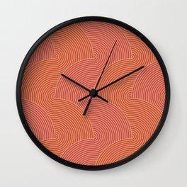 Cascade .fire Wall Clock