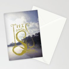 This Trend Shall Pass Stationery Cards