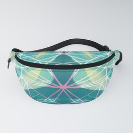 Scribble Pattern Fanny Pack