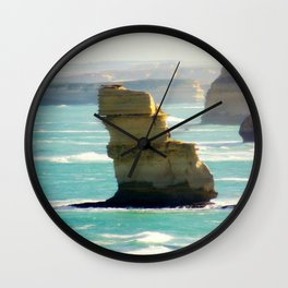 Balancing Act Wall Clock