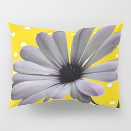 Collage de Flor y diseño Pillow Sham