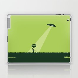 WTF? Ovni! Laptop & iPad Skin