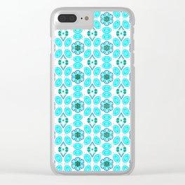 Kira Clear iPhone Case
