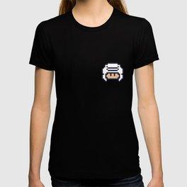 White Gulfi Mushroom T-shirt