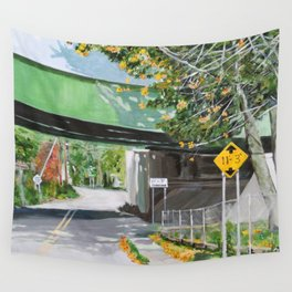 """11'3"""" Wall Tapestry"""