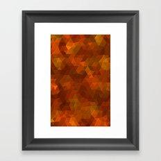Kaleidoscope Series Framed Art Print