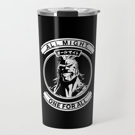 All Might One For All Travel Mug