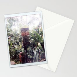 Little Jungle Friend Stationery Cards