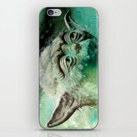 yoda iPhone & iPod Skins featuring YODA by ARTito