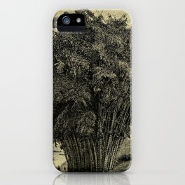 The Gardeners' Chronicle 1881 iPhone Case