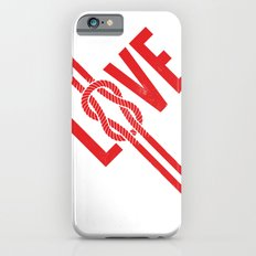 Love Knot (Red) Slim Case iPhone 6s