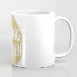 Spring Chicken Coffee Mug