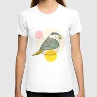 nan lawson T-shirts featuring Little Bird by Nan Lawson
