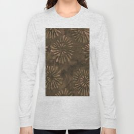 Coconut Batik 03 Long Sleeve T-shirt