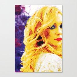 ColorSplash Canvas Print