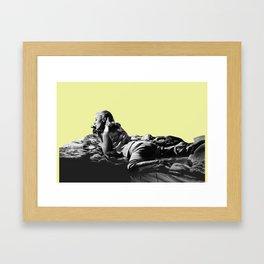 Just Hatched Framed Art Print