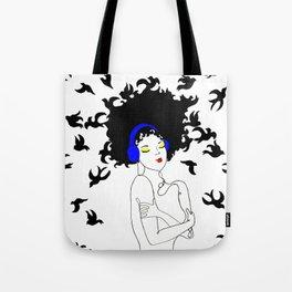 Nine & Twenty Black Birds Tote Bag
