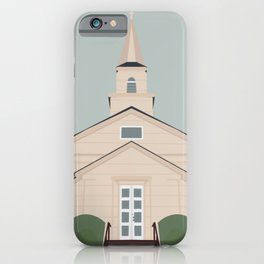 First Reformed Church iPhone Case