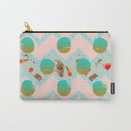 Forms of tropical patterns Carry-All Pouch