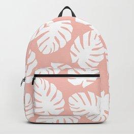 Tropics White Backpack