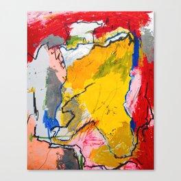 Stumpy Dancer Canvas Print