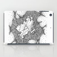 fractal iPad Cases featuring Fractal by Abstract Al