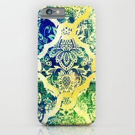 Moroccan Impressions iPhone Case