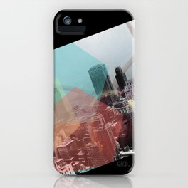 Hipster Horns. iPhone Case