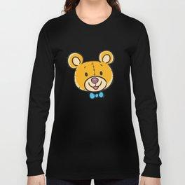 Bear Head Long Sleeve T-shirt