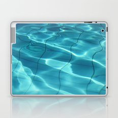 Water / Swimming Pool (Water Abstract) Laptop & iPad Skin