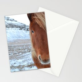 Stand Out - Icelandic Horse Stationery Cards
