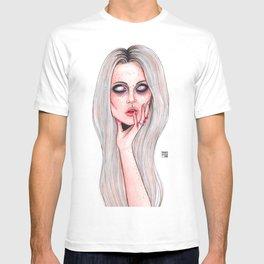 Lindsay Lohan No. 3 T-shirt