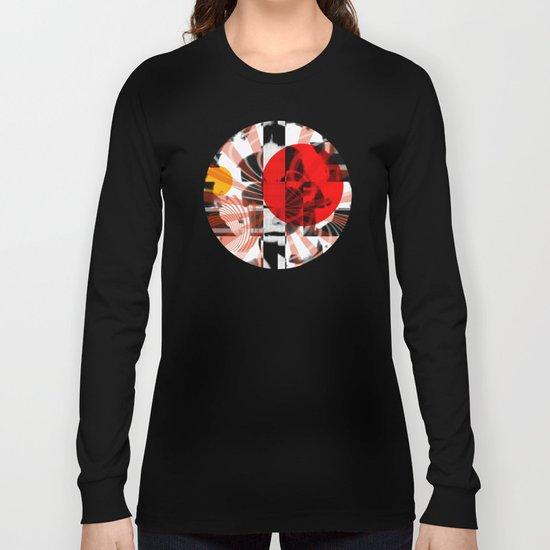 DivenMixUp 5 · Crop Circle Long Sleeve T-shirt