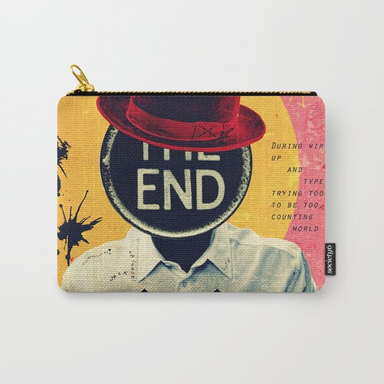 The End Carry-All Pouch
