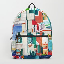 Canal in Venice Backpack