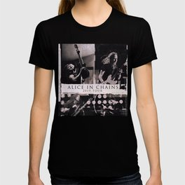 alice in chains live tour 2019 mentah T-shirt