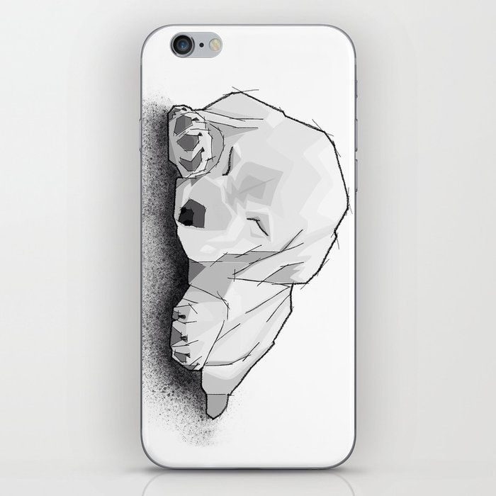 Sleeping Puppy iPhone Skin