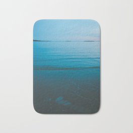 Summer of Love by the Sea II Bath Mat