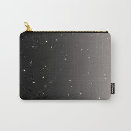 Keep On Shining - Starry Sky Carry-All Pouch