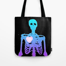 The World May Burn, But Our Hearts Will Burn Brighter Tote Bag