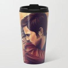 You put your arms around me Travel Mug