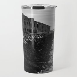 The Edge of Brooklyn Travel Mug