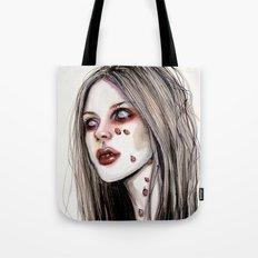 Avril - Under my skin Tote Bag