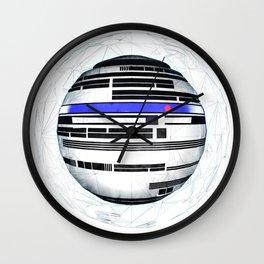 fell in2r2 Wall Clock