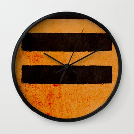 058 Wall Clock