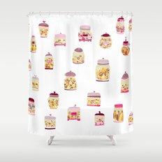 Cookie Jar Shower Curtain