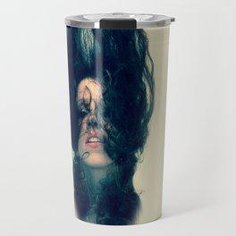 D. in Blue Travel Mug