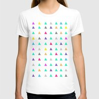 confetti T-shirts featuring Confetti by Leah Flores